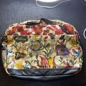 Sakroots laptop bag (no strap)